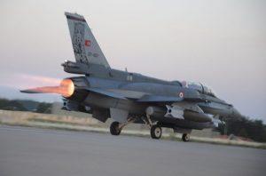 H.K.K.Org.Abidin Ünal, PKK'ya karşı yürütülen hava operasyonuna bizzat katıldı