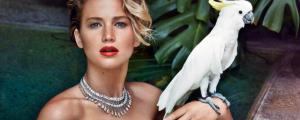 Jennifer Lawrence havaalanında yalan söylediği için tutuklanmış