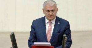"""Başbakan Yıldırım """"Terörle mücadele kararlılıkla devam edecek"""""""