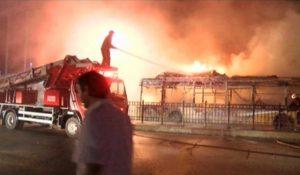 Sultangazi'de hainler taksici öldürdü
