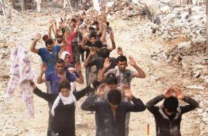 PKK'dan masumiyet altında haince'teslim olma' oyunu
