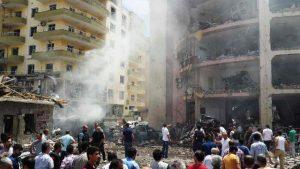 Yine Hain Bombalı Saldırı 1 Şehit 2 sivil hayatını kaybetti