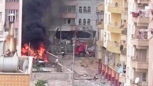 Başbakan Yıldırım; Bu hain saldırıları yapan katil PKK terör örgütüdür