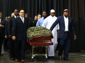 Neden Türkiye'nin cumhurbaşkanı Amerikalı bir boksörün cenazesi için dünyanın öbür ucuna uçar
