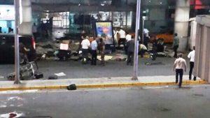 Atatürk Havalimanındaki Bombalı Saldırıda 36 Ölü 147 Yaralı
