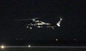 Bursa'da Polis Ekiplerini Alarm'a Geçiren Helikopter İhbarları