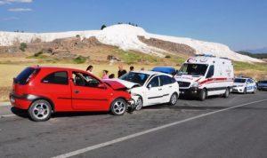 9 Günlük Bayram Tatilinde Trafik Canavarı Tatil Yapmadı ! 129 Ölü 471 Yaralı !