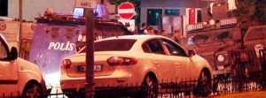 İstanbul'da hareketli Gece