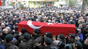 Özel Harekata yapılan saldırıda 17 polis şehit oldu