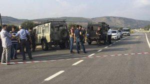 Osmaniye'de PKK'dan polis aracına bombalı saldırı