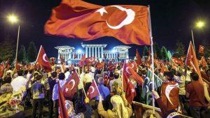 Cumhurbaşkanı Erdoğan; Geleceğiniz varsa göreceğiniz de var topunuz gelin