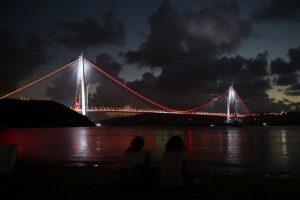 Muhteşem Yavuz Sultan Selim Köprüsü Cumhurbaşkanımız Tayyip Erdoğan Tarafından Açıldı