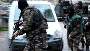 Polis Okmeydanı ve Çağlayan'da Terör Operasyonu Yaptı