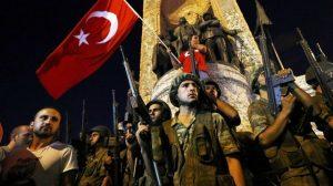 Başbakan Yıldırım ABD'nin terörist darbe girişimi ile ilgili tutumunu kararlı biçimde sergilemesi bildirildi