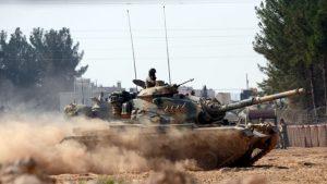 IŞİD,Türkiye'nin Bab'a ilerlemesini durdurmak istiyor