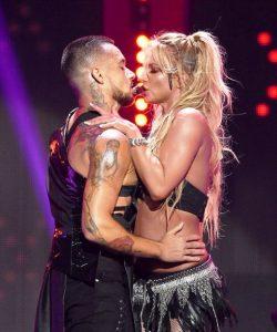 Britney Spears Radio Müzik Festivali'nde Gece'ye Damgasını Vurdu