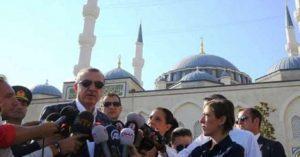 Cumhurbaşkanı Erdoğan;Devlet,hiç bir zaman terör örgütünü taraf olarak kabul etmedi