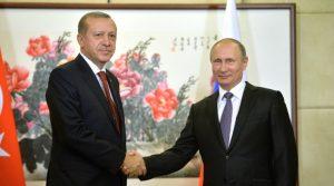 Cumhurbaşkanı Tayyip Erdoğan Çin'de Vladimir Putin'le görüştü