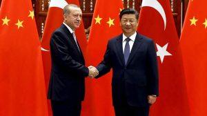 Erdoğan, G20'de Şi Cinping ile bir araya geldi