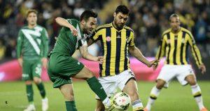 Ülker Stadı'ndan Bursa Fenerbahçe Karşısında 1-0 Galip Ayrıldı