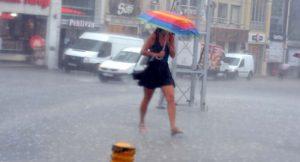 Dikkat Sonbahar yağmurları geliyor