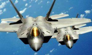 Rus ve ABD savaş uçaklarının hava'da tehlikeli yakınlaşması