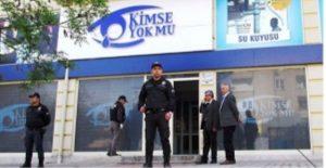 """""""Kimse Yok Mu"""" derneğine Fetullahçı Terör Örgütü'ne yardım'dan operasyon"""