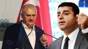 Başbakan Binali Yıldırım; PKK en alçak en katil terör örgütüdür !