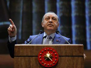 Cumhurbaşkanı Erdoğan 'PYD'ye bizim ihtiyacımız yok,sizinle beraber Rakka'dan DEAŞ'ı atalım