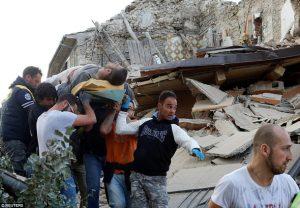 Son Dakika :İtalya'da 7.1 Büyüklüğünde Deprem