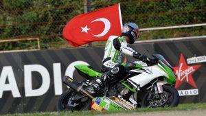 Kenan Sofuoğlu 5. kez Dünya Supersport Şampiyonu Oldu