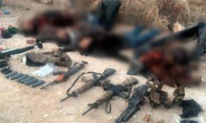 PKK'ya Ağır Darbe 18 Terörist Öldürüldü