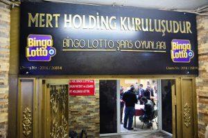 Mert Holding'te yasa dışı kumara suç üstü
