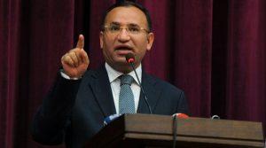 A.Bakanı Bozdağ ben siyasi görüşünü sosyal medyada paylaşan hakimden de savcıdan da korkuyorum