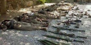 TSK'dan açıklama 576 Pkk'lı terörist öldürüldü