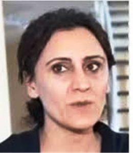 Terör örgütü PKK-KCK'nın Sorumlusu Sara Aktaş sahte pasaportla yurt dışına kaçmaya çalışırken yakalandı