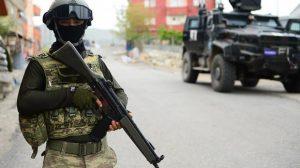 Diyarbakır'ın Dicle ilçesinde terör örgütü PKK'ya operasyon