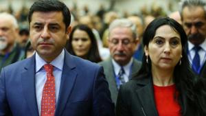Terör Soruşturması Kapsamında HDP'ye Operasyon Vekiller Gözaltında
