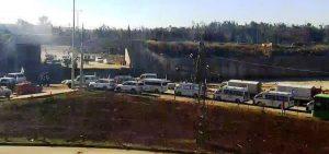 İran komutasındaki Şii milisler tahliyeyi gerçekleştiren konvoya ateş açtı 1 ölü 4 yaralı