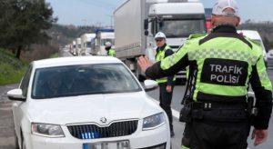 Sivil araçlarda takılı yasal olmayan çakar lambalar için Bakanlık harekete geçti !