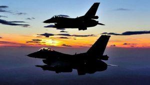TSK; IŞİD terör örgütüne ait 9 hedefin imha edildiğini duyurdu