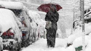 Bugün öğle saatlerinden itibaren kar yağışı etkili olacak