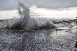 Meteoroloji'den Marmara için fırtına ve lodos uyarısı !