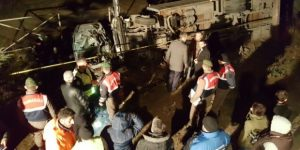 Bursa Orhangazi'de kamyon kazası 4 ölü, 1 yaralı