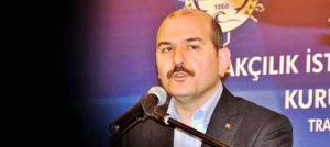 """İçişleri Bakanı Süleyman Soylu """"Kurt ve kuzu aynı kaynaktan su içiyor"""""""