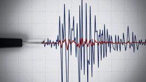 Çanakkale'nin Ayvacık İlçesi açıklarında 5.3 büyüklüğünde deprem meydana geldi
