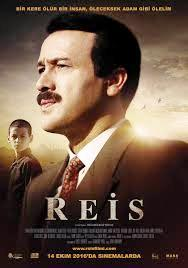 'Reis' filminin galası yoğun bir katılımla gerçekleşti
