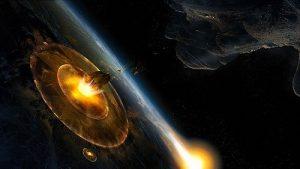Uzay bilimcilerini ikiye bölen soru 25 Şubat 2017'de Dünya'ya Asteroid çarpacak mı çarpmayacakmı ?