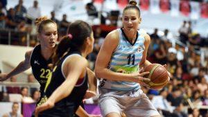 PTT Kadınlar Türkiye Kupası Şampiyonu Yakın Doğu Üniversitesi