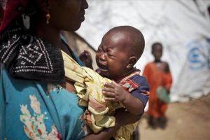Somali'de İnsanlık Dramı: Son 2 Günde 110 Kişi Açlıktan Öldü